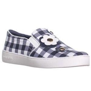 Michael Kors Flower Gingham Keaton Shoes